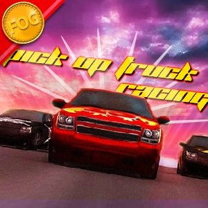 Image Pick Up Truck Racing