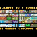 40-GAMES IN 1 BUNDLE!