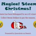 A Magical Steemit Christmas