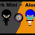 Alonso Vs. Dark Mini