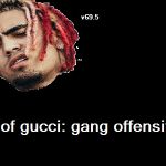 call of gucci: gang offensive