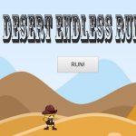 Desert Endless Runner