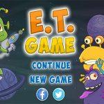 E.T. Platform Game