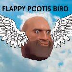 Flappy Pootis Bird