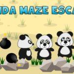 Panda Maze Escape