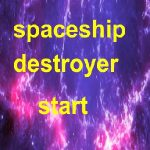 spaceship destroyer